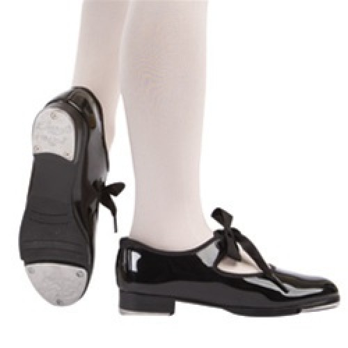 Capezio Tap Shoes Girls W